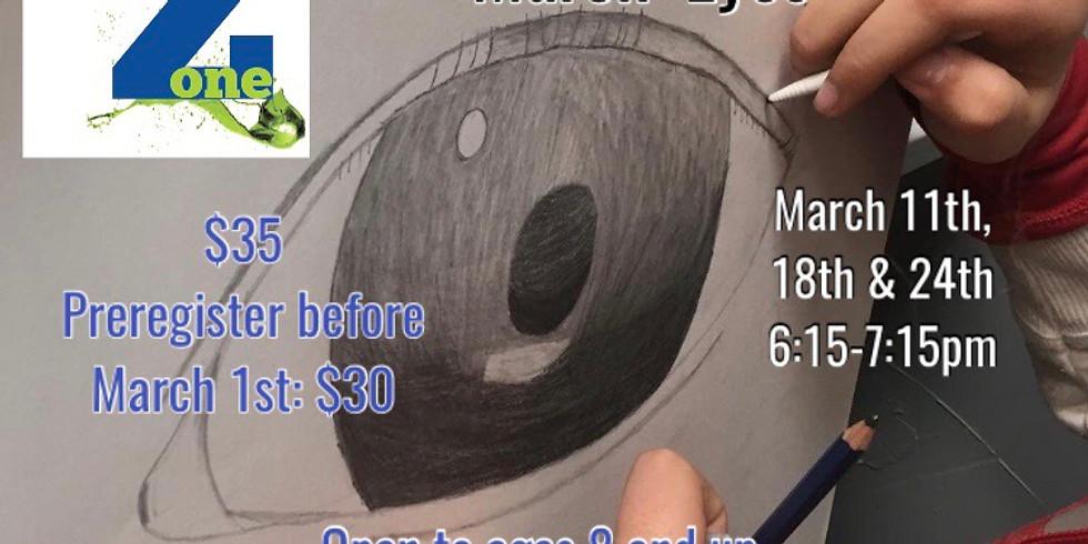 Drawing Basics: Eyes
