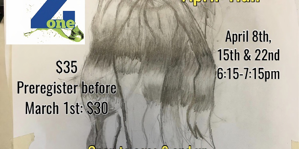 Drawing Basics: Hair