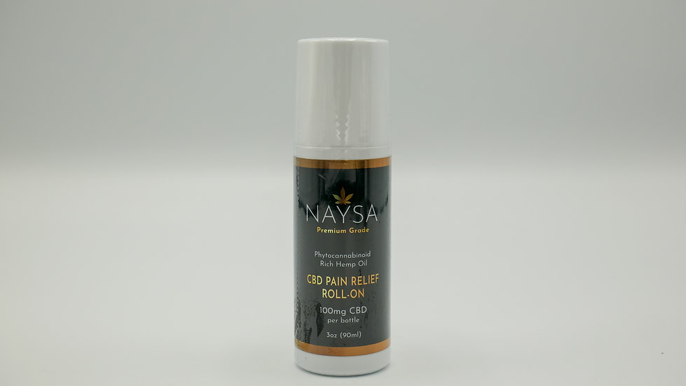 CBD Pain Relief Roll-On - 100mg