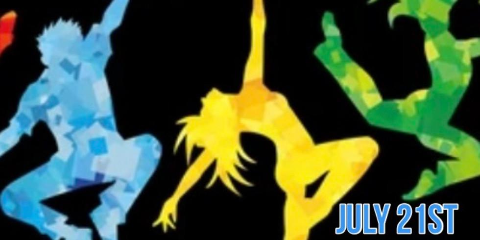 Jr Jazz/Ballet Dance & Art Camp