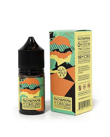 Pachamama CBD Minty Mango Vape - 250mg