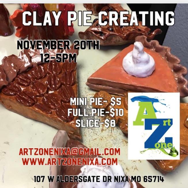 Clay Pie