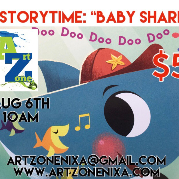 "StoryTime ""Baby Shark"""