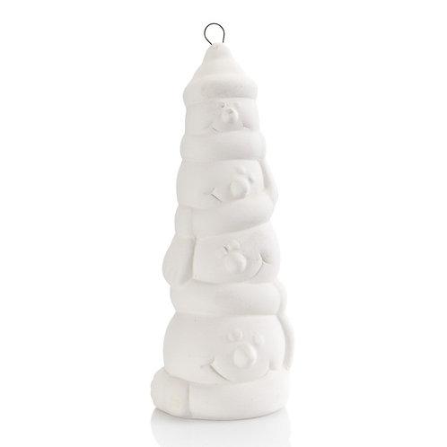 Snow Pile Ornament