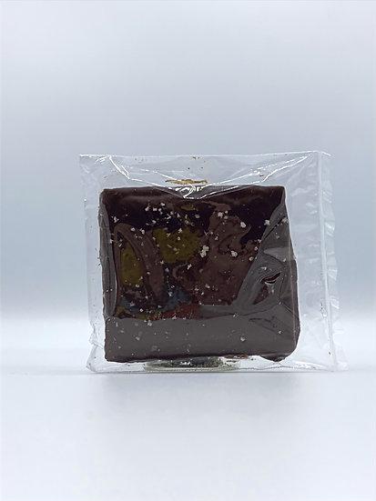 Sea Salt Choc-CBD Caramel Grahams - 20mg