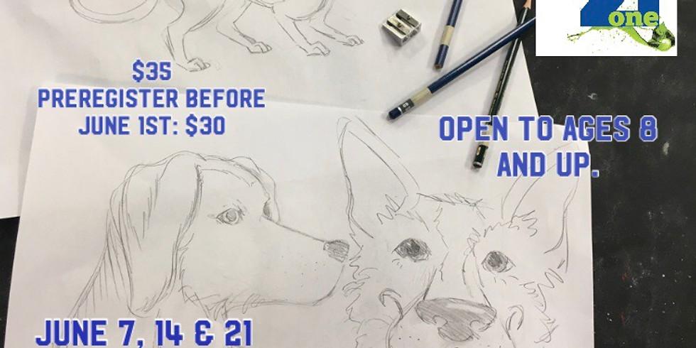 Drawing Basics: Pets