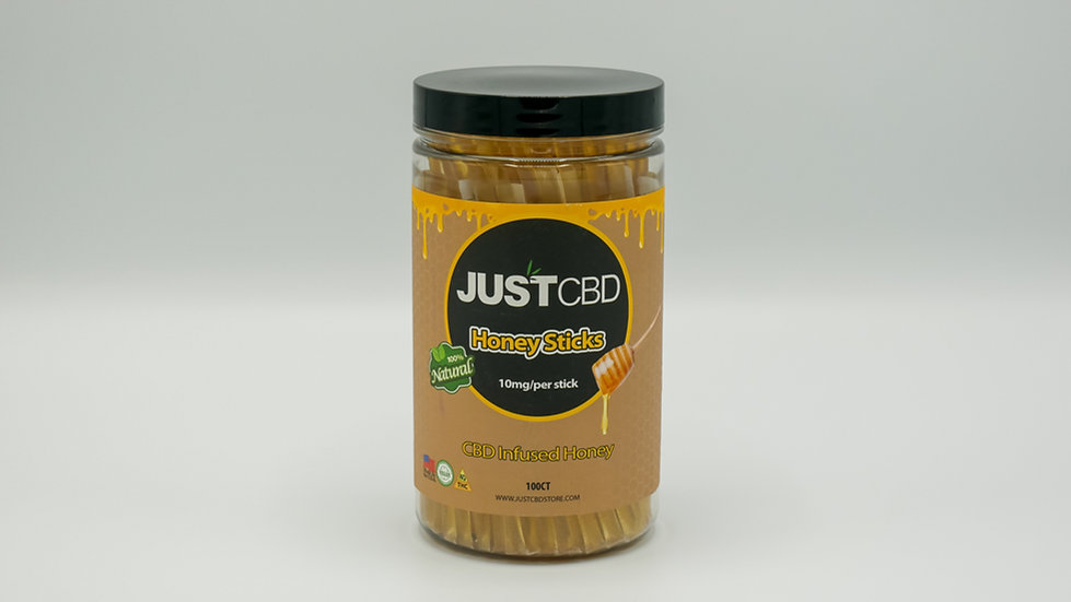 CBD Honey Sticks (1ct)