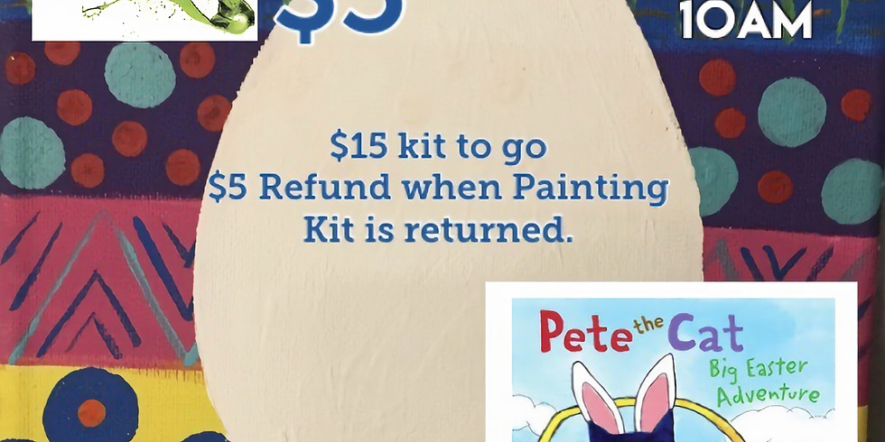 """StoryTime """"Pete the Cat"""""""