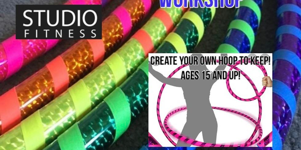 Adult Hula Hoop Workshop