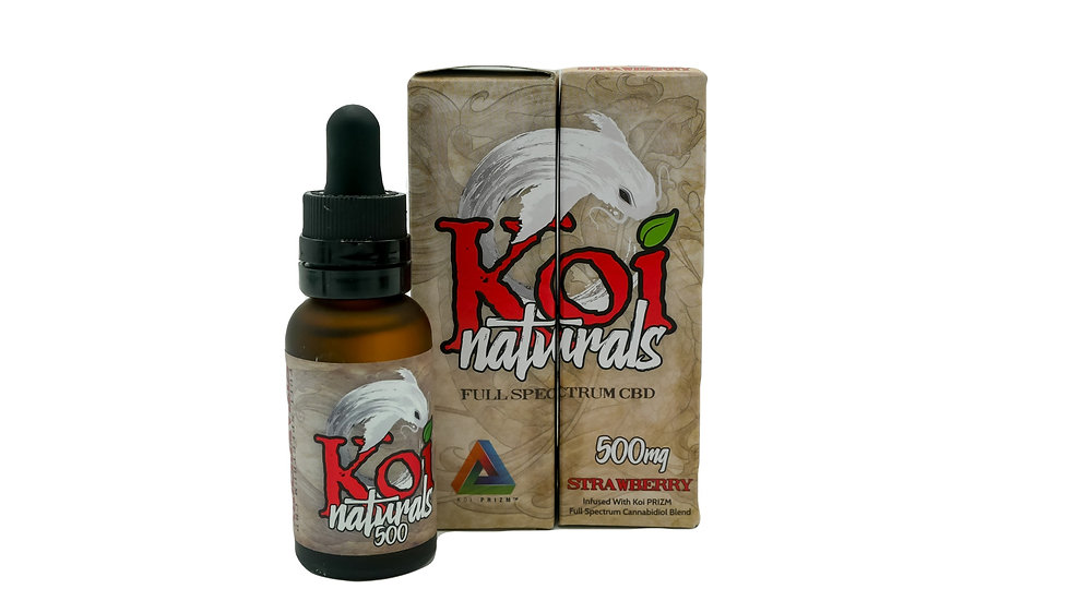 Koi Naturals Hemp Extract Tincture