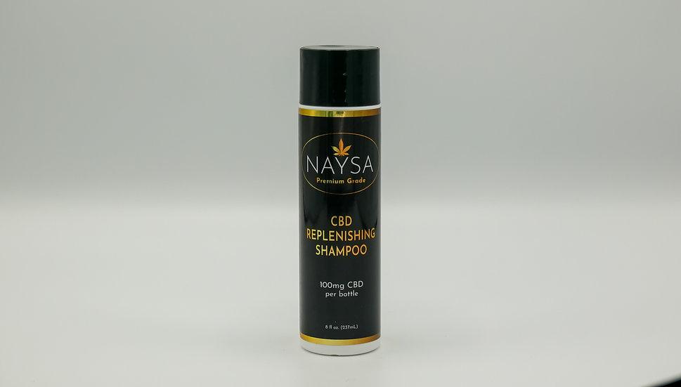 CBD Replenishing Shampoo - 100mg