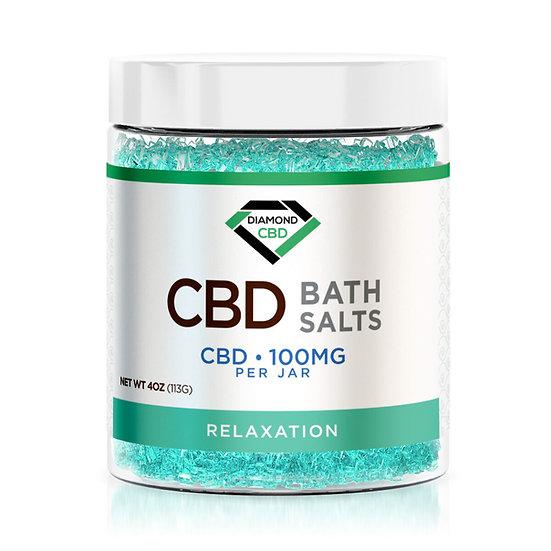 CBD Bath Salts - Relaxation - 100mg
