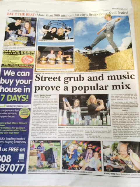 essex chronicle review