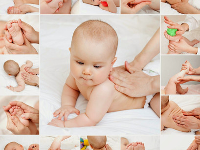 Общий массаж для грудничков в Ейске