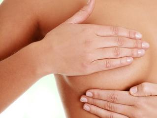Массаж груди после операции