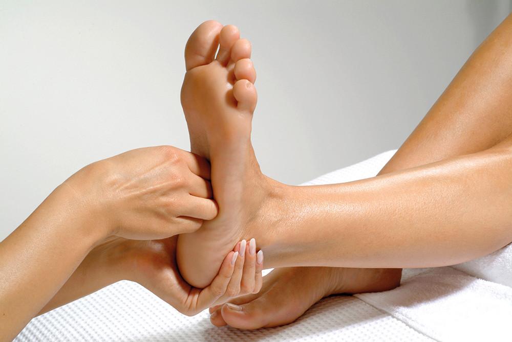 Плоскостопие массаж