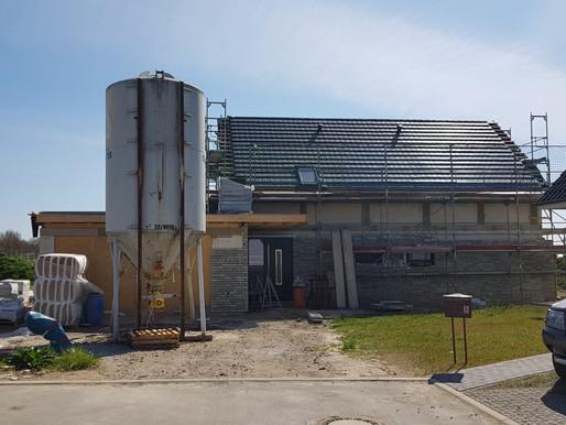 Unser Bauvorhaben in Wismar ....