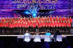 Choir on AGT