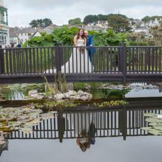 Falmouth Hotel Wedding