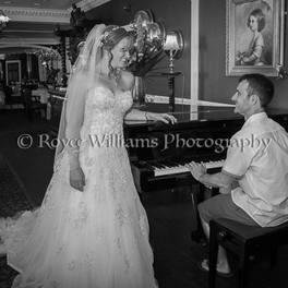 Wedding Reception - Penventon Hotel Wedding