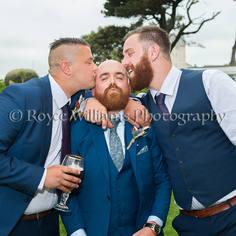 Wedding Reception - Falmouth Hotel Wedding