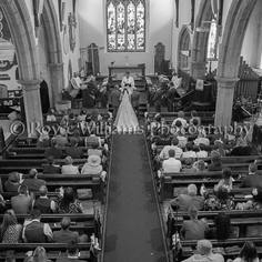 Illogan Parish Church Wedding