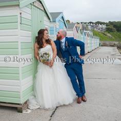 Falmouth Hotel Wedding Reception