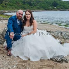 Beach - Falmouth Hotel Wedding