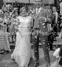 Confetti - Lakeside, Bodmin Wedding