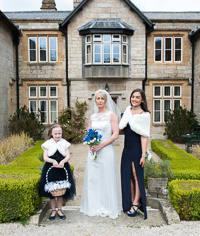 Kenegie Manor, Gulval Wedding