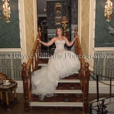Penventon Hotel Wedding Reception