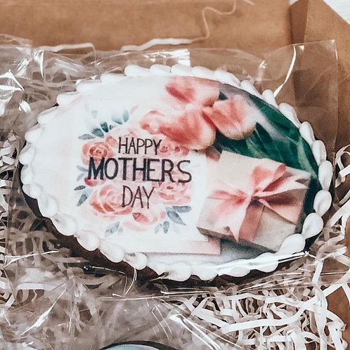 """Пряник """"Happy mothers day"""""""