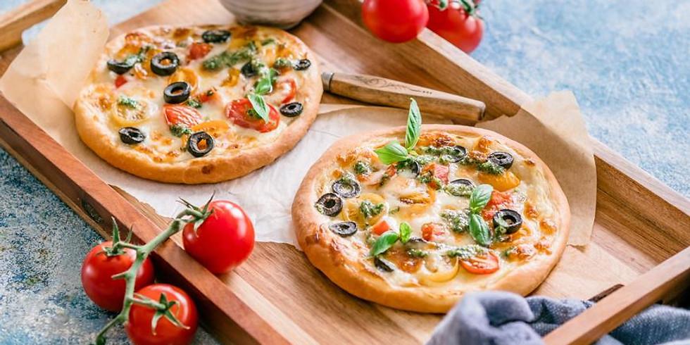 Пряня путешествует: итальянская мини-пицца