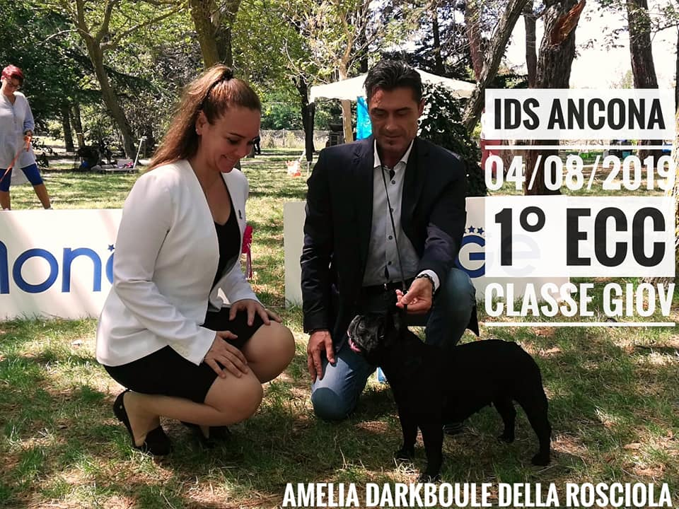 Amelia Darkboule Della Rosciola