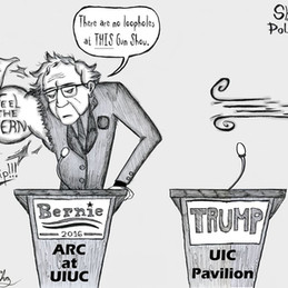 Editorial Cartoons: Sketch Politely