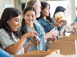 Warehouse Volunteer: AR Food Bank