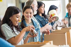 Freiwillige Lebensmittel-Verpackung