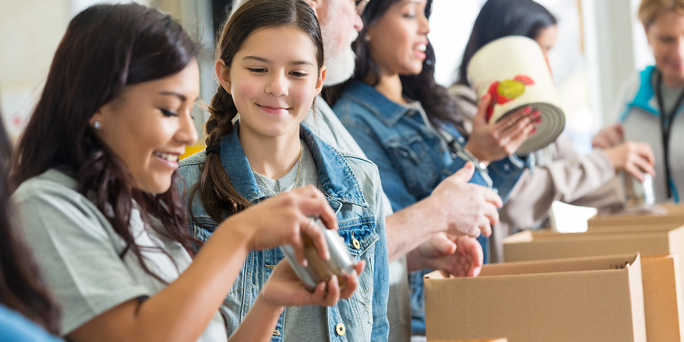 Investing In Your Community - Volunteering Event