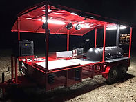 Saturday Night Special BBQ Trailer