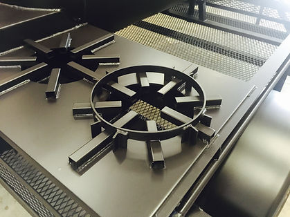 Custom Plow Disc Holder