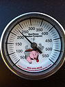 East Texas Smoker Company Temperature Gauge