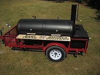 Tailgater BBQ Trailer