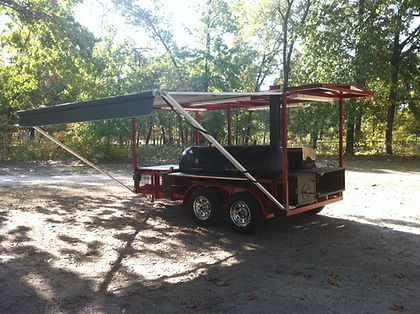 Roll-Out Awning