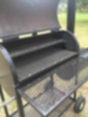 backyard smoker