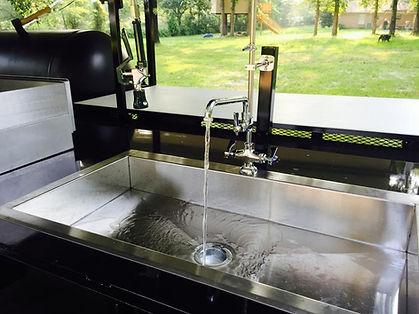 Single Basin Sink
