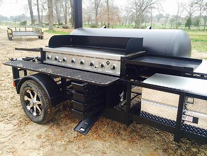 8-Burner Event Grill