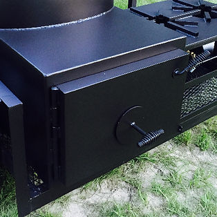 Insulated Firebox