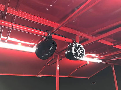 Wetsounds Tower Speakers