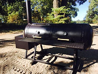 RK 250 Freestanding BBQ Smoker