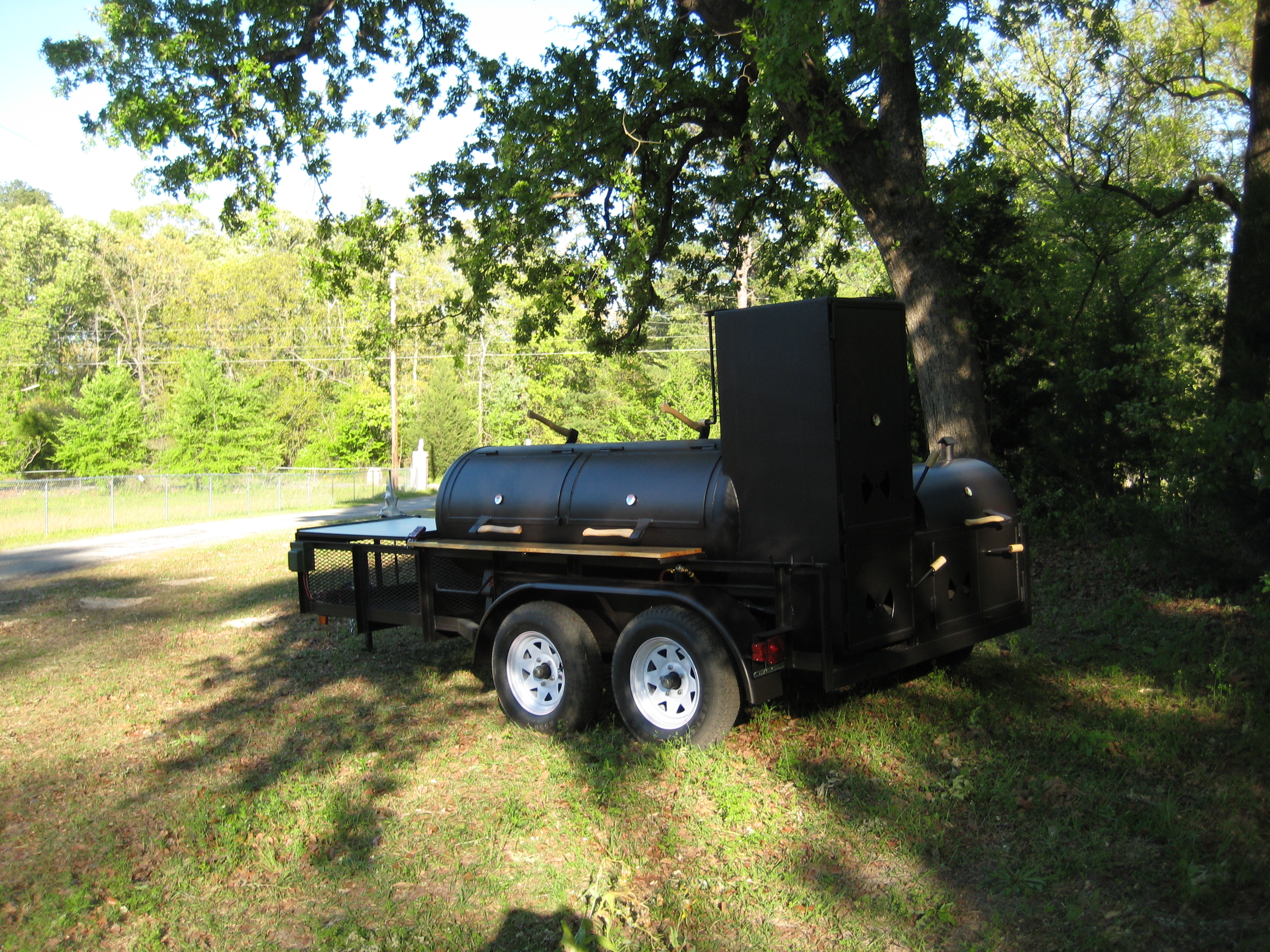 The New Yorker Custom Smoker
